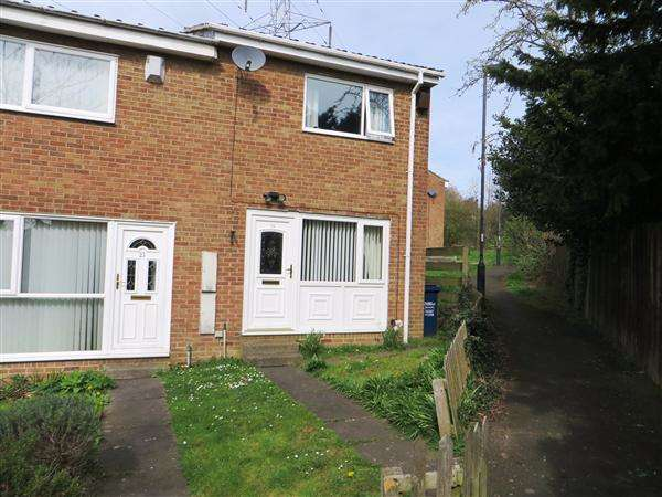 2 Bedrooms Terraced House for sale in Warenmill Close