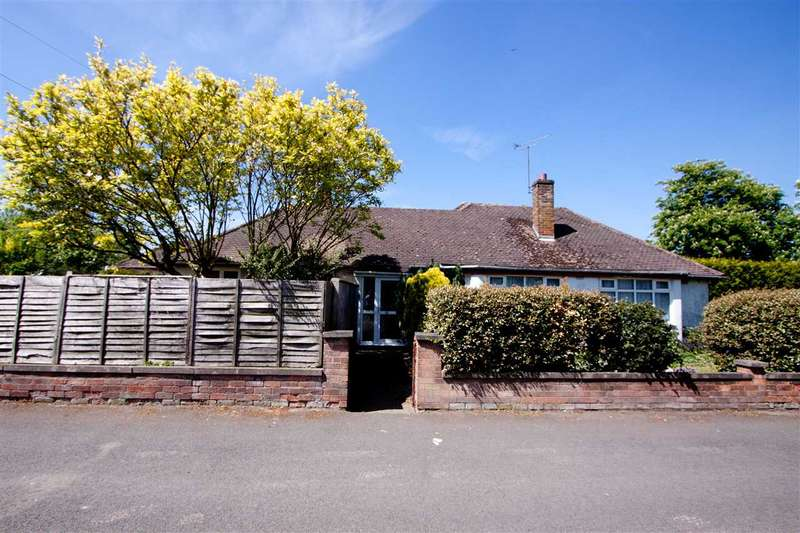 3 Bedrooms Bungalow for sale in Grange Avenue, Leicester Forest East, Leicester