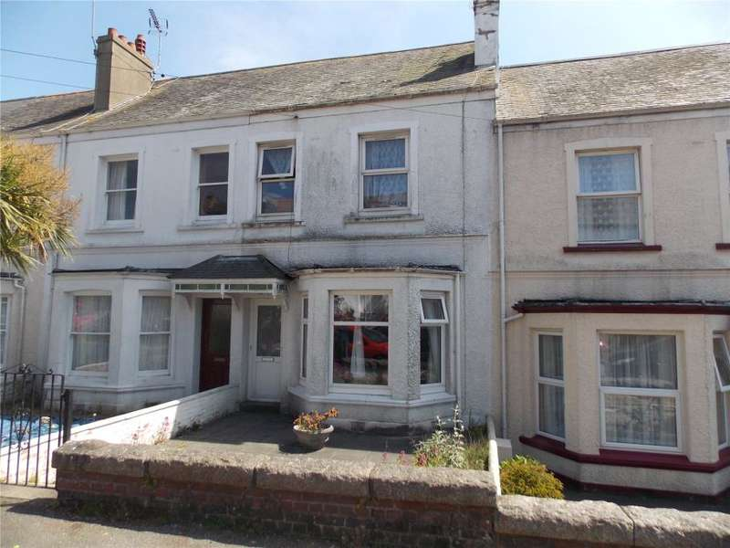 3 Bedrooms Terraced House for sale in Trevethan Road, Falmouth