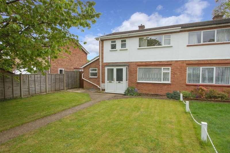 3 Bedrooms Semi Detached House for sale in Market Street, Shipdham, Norfolk