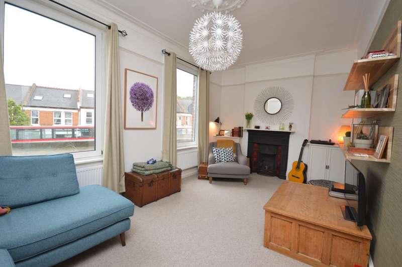 3 Bedrooms Maisonette Flat for sale in Brockley Rise Forest Hill SE23