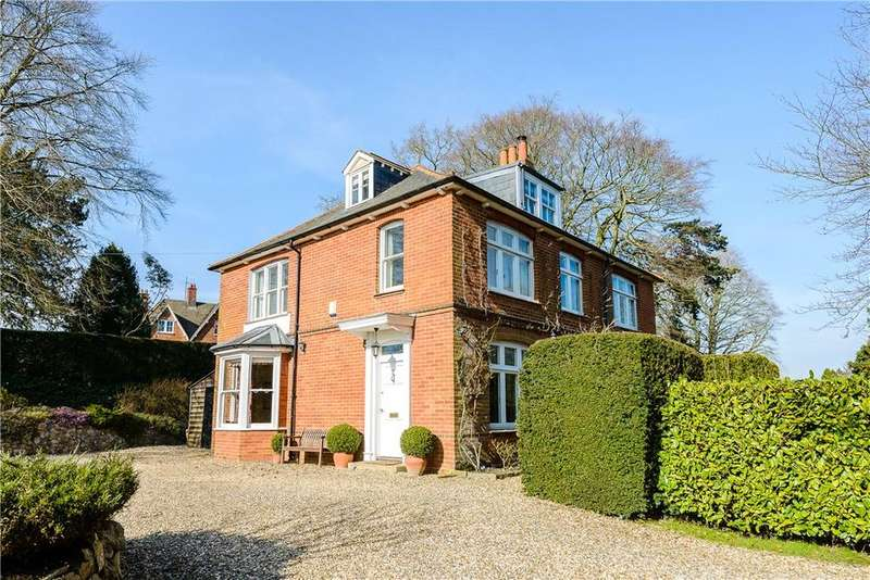 6 Bedrooms Detached House for sale in Hyde Lane, Marlborough, Wiltshire, SN8