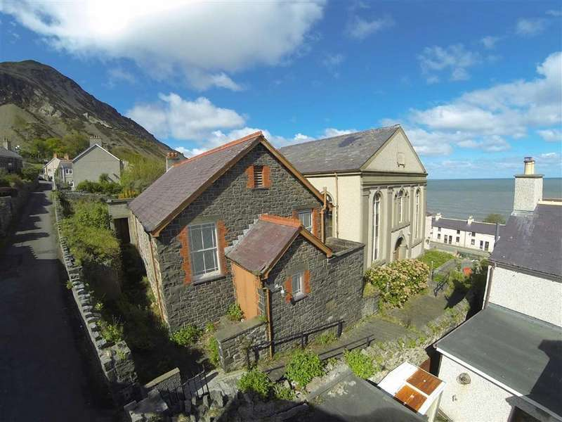 Land Commercial for sale in Chapel Street, Penmaenmawr, Conwy