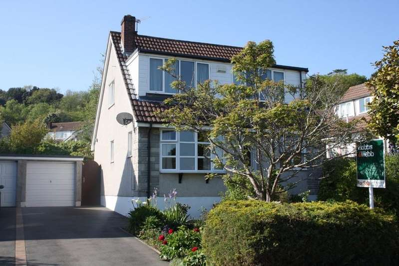 3 Bedrooms Detached House for sale in Balmoral Way, Weston-super-Mare