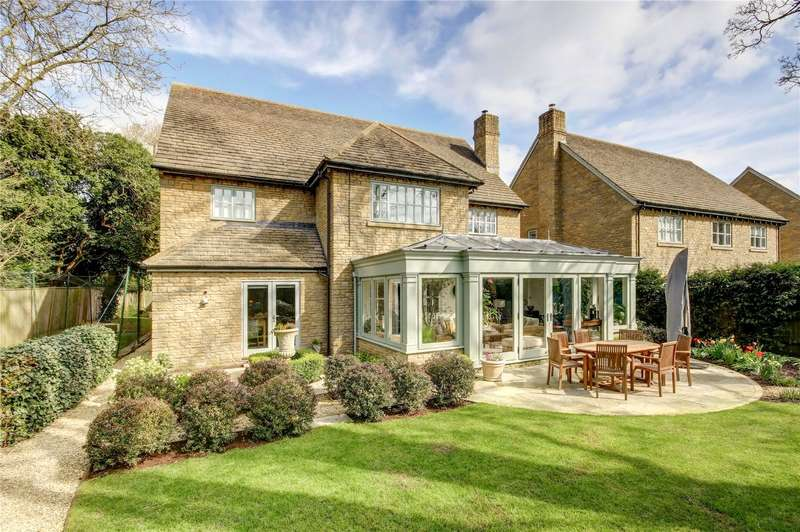 5 Bedrooms Detached House for sale in Abingdon Road, Cumnor, Oxford, OX2