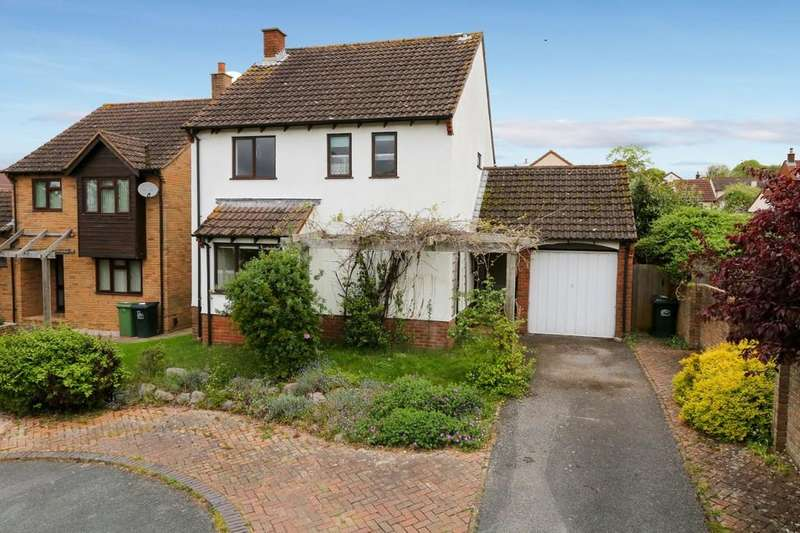 4 Bedrooms Detached House for sale in Sandygate Mill, Kingsteignton