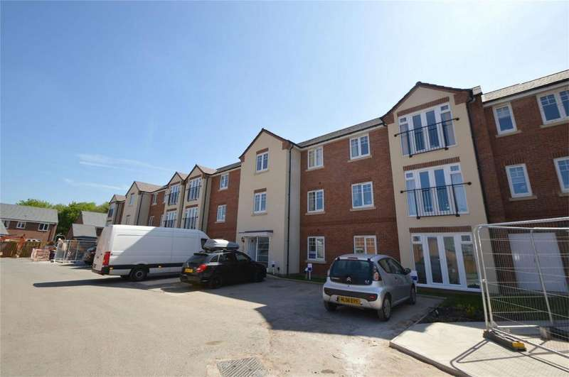 2 Bedrooms Flat for sale in Plot 136 Waterside Court, Wollaston, Stourbridge, West Midlands