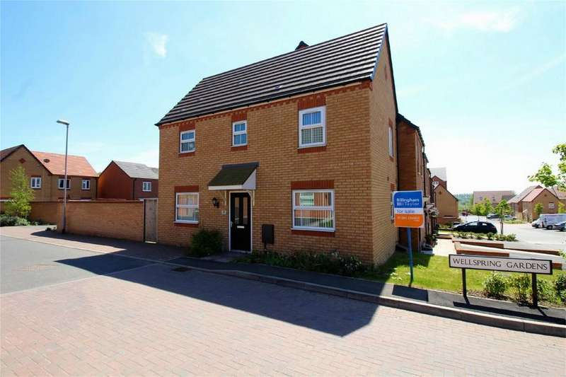 3 Bedrooms End Of Terrace House for sale in Cascade Way, Woodall Grange, DUDLEY, West Midlands