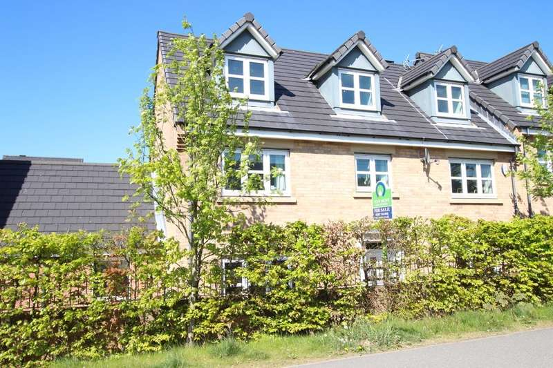 5 Bedrooms Semi Detached House for sale in Coltpark Woods, Hamsterley Colliery, Newcastle Upon Tyne, NE17