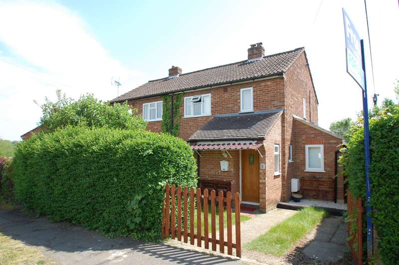 3 Bedrooms Semi Detached House for sale in Crossleys, Chalfont St Giles, HP8