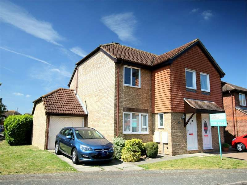 3 Bedrooms Semi Detached House for sale in Eynesbury, ST NEOTS