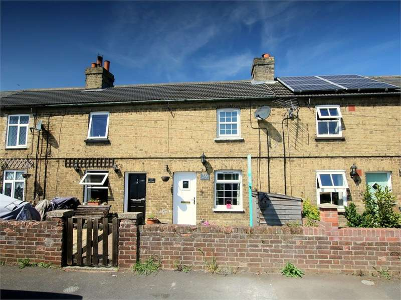2 Bedrooms Terraced House for sale in Wyboston, BEDFORD