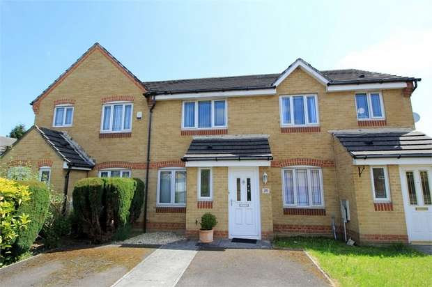 2 Bedrooms Terraced House for sale in Viscount Evan Drive, Newport