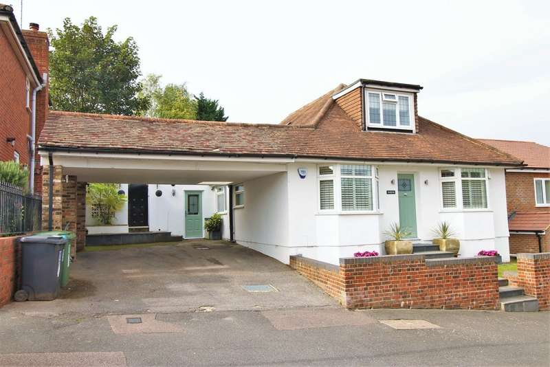 4 Bedrooms Detached House for sale in Manor Estate, Apsley
