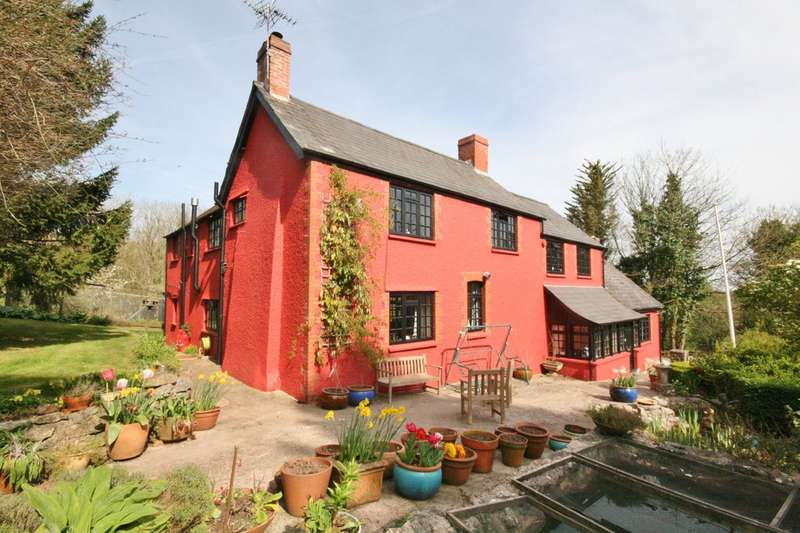 5 Bedrooms House for sale in Tynycoed, Cwm Drive, Dinas Powys. Vale of Glamorgan. CF64 4HL