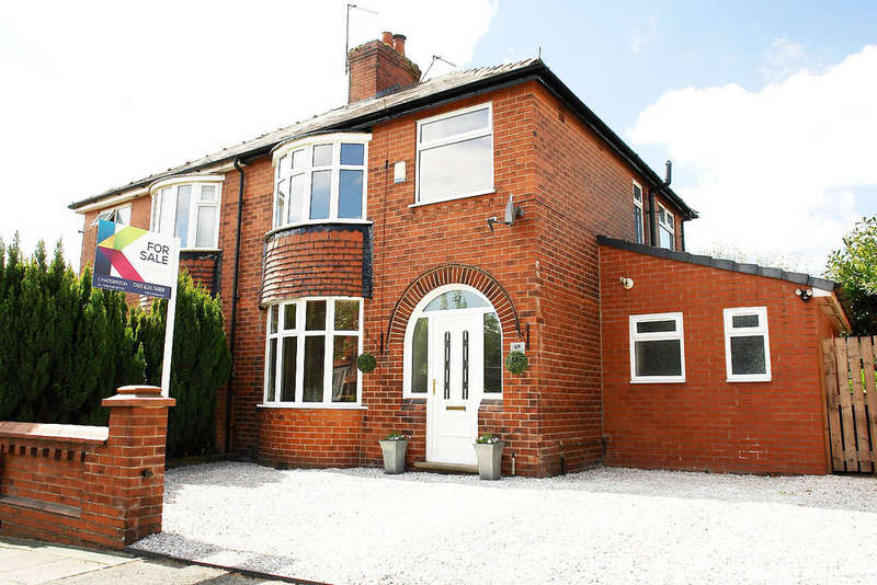 3 Bedrooms Semi Detached House for sale in 69 Chadderton Park Road, Chadderton