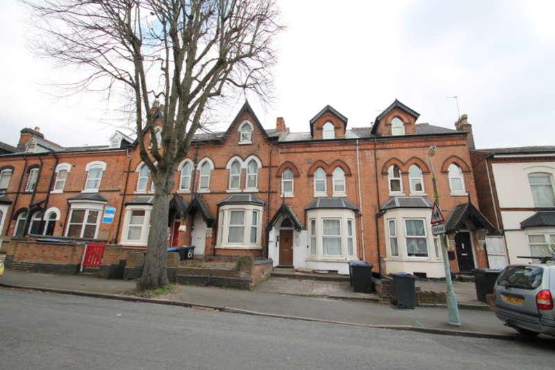 1 Bedroom Flat for rent in Stanmore Road, Edgbaston