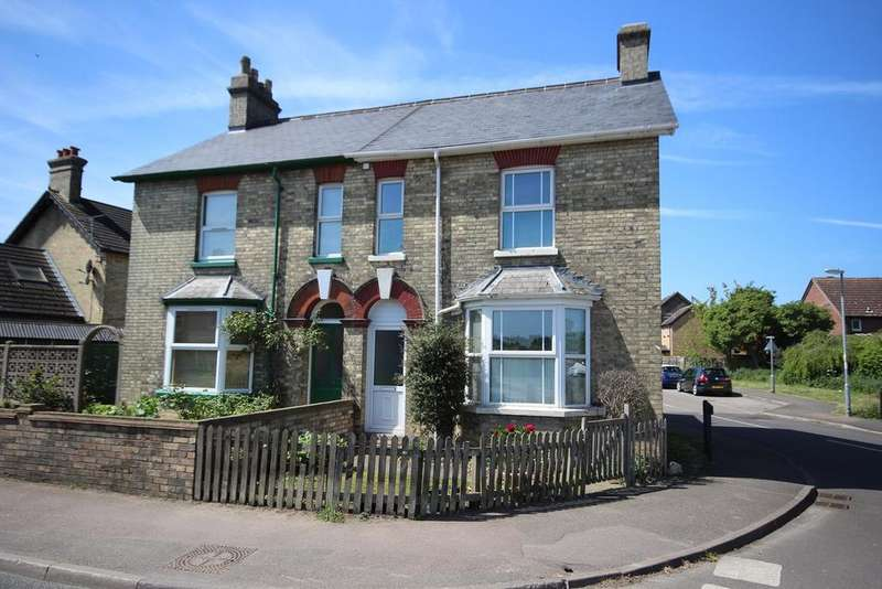 3 Bedrooms Semi Detached House for sale in Hitchin Road, ARLESEY, SG15