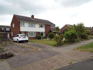 3 Bedrooms Semi Detached House for sale in Brockenhurst Close, Canterbury, Kent, United Kingdom