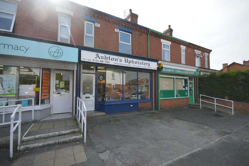 2 Bedrooms Retail Property (high Street) Commercial for sale in Bloom Street, Edgeley