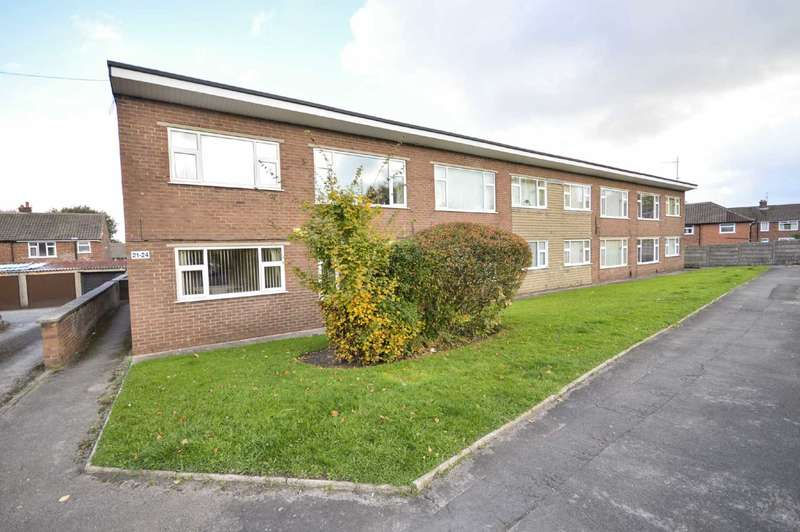 2 Bedrooms Apartment Flat for sale in Worcester Road, Cheadle Hulme