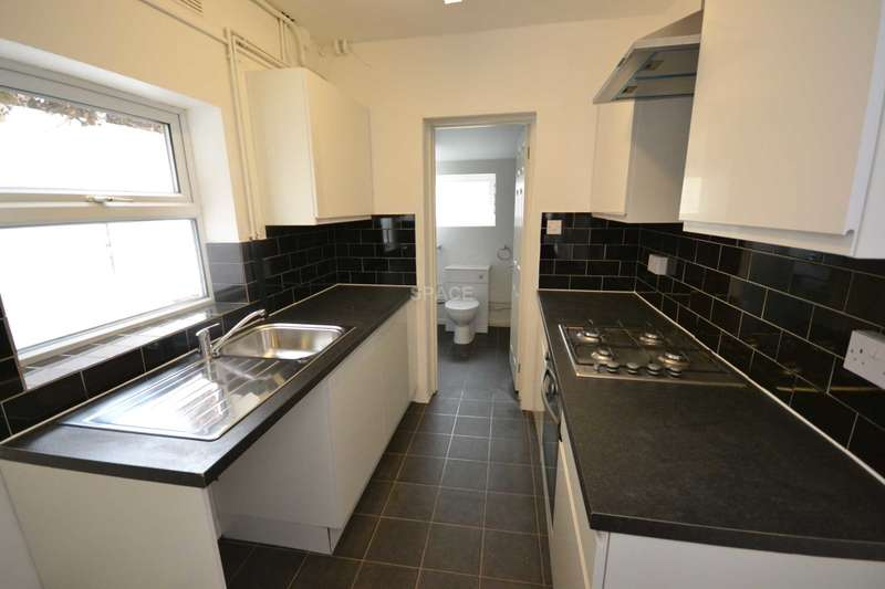 3 Bedrooms Terraced House for sale in Filey Road, Reading, Berkshire, RG1 3QQ