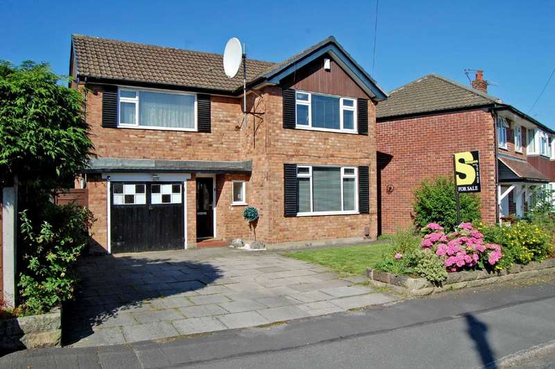 4 Bedrooms Detached House for sale in SYDNEY ROAD, Bramhall