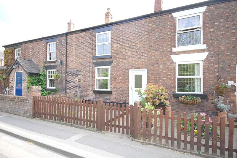 2 Bedrooms Terraced House for sale in PARK LANE, POYNTON