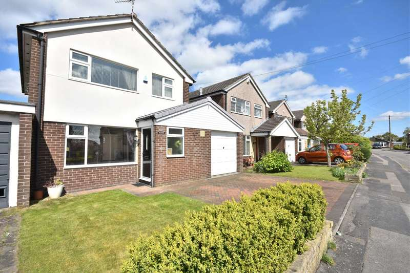 3 Bedrooms Link Detached House for sale in GREBE CLOSE, POYNTON