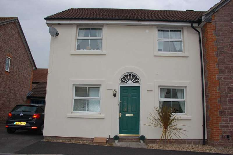 3 Bedrooms Semi Detached House for sale in CASHFORD GATE