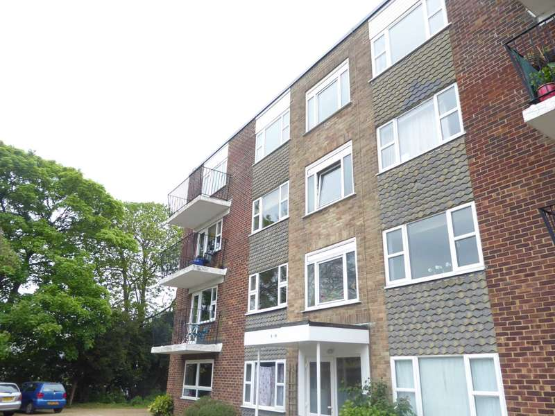 2 Bedrooms Flat for sale in Priory House, Mountfield Road, Lewes