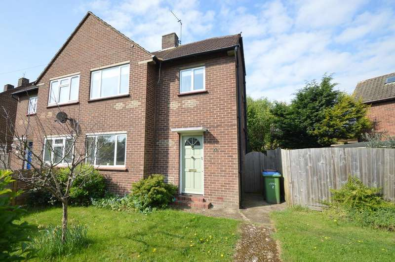 3 Bedrooms Semi Detached House for sale in Robinsway, HERSHAM, WALTON ON THAMES KT12