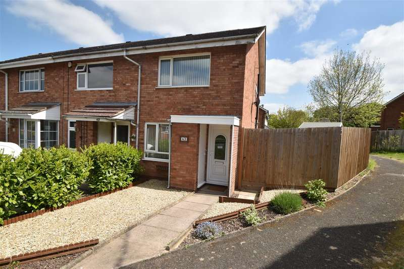2 Bedrooms Property for sale in Ledwych Road, Droitwich