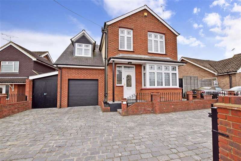 4 Bedrooms Detached House for sale in Southend Road, Wickford, Essex