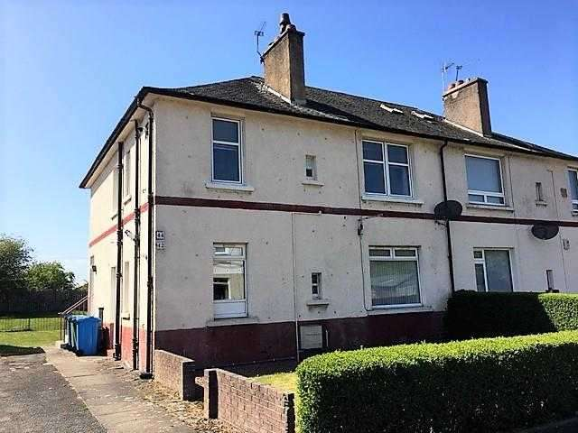 2 Bedrooms Flat for sale in Hayfield, Falkirk