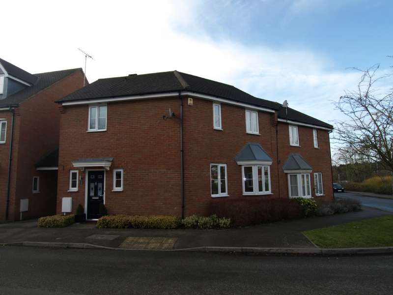 3 Bedrooms Semi Detached House for sale in Hopton Grove, Newport Pagnell, Buckinghamshire