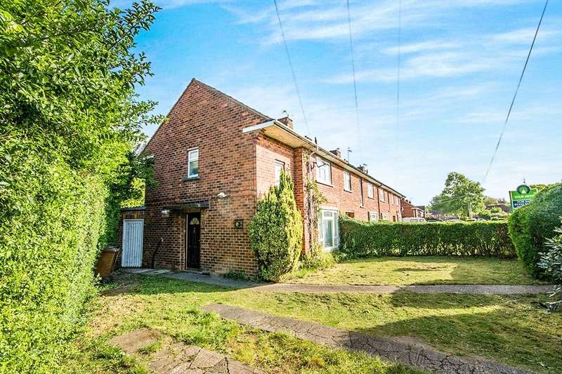 2 Bedrooms Semi Detached House for sale in Uffington Avenue, Lincoln, LN6