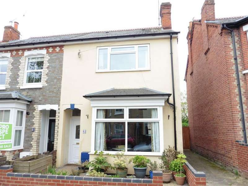 4 Bedrooms House for sale in Wantage Road, Reading