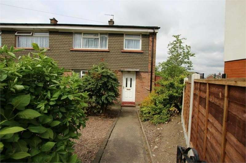3 Bedrooms Semi Detached House for sale in Branwell Avenue, Birstall, West Yorkshire