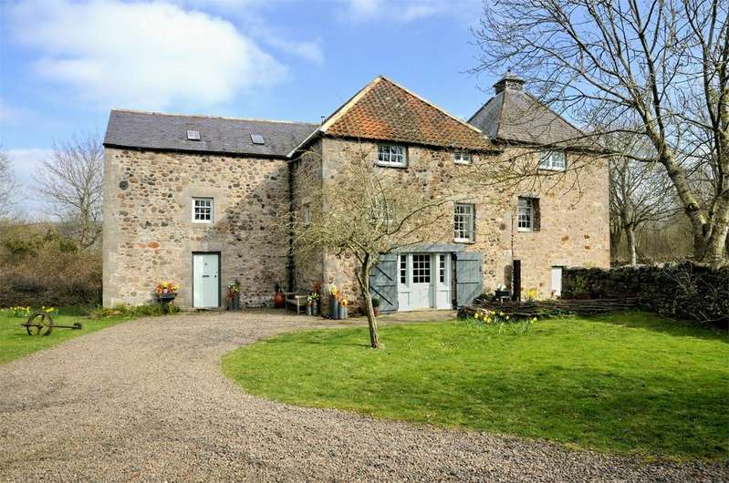 5 Bedrooms Detached House for sale in Yearle Mill, Wooler, Northumberland