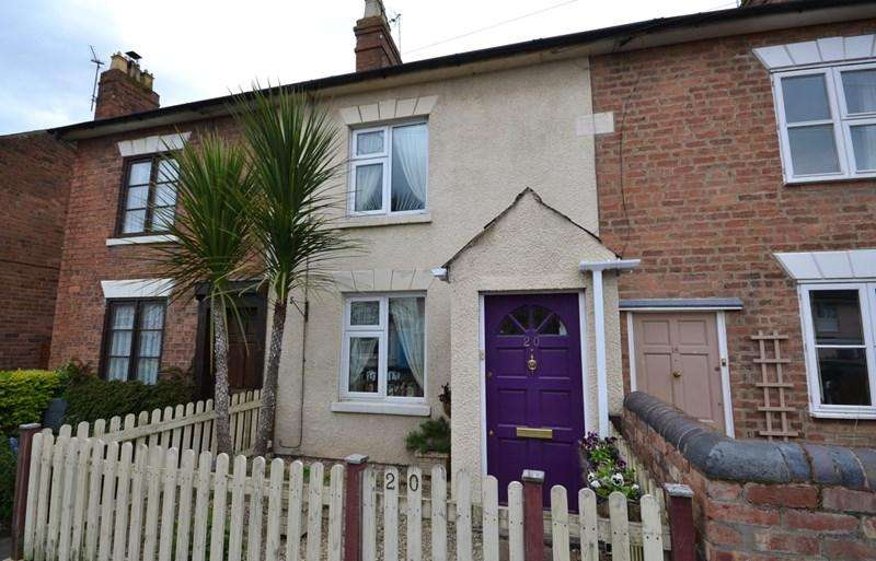 2 Bedrooms Terraced House for sale in Areley Common, Stourport-On-Severn