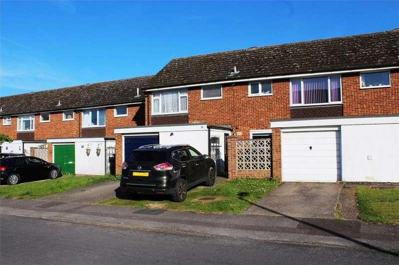 3 Bedrooms Terraced House for sale in The Tene, Baldock, Hertfordshire