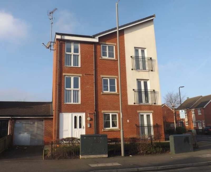 2 Bedrooms Apartment Flat for sale in Robson Street, Liverpool, Merseyside, L5 0TU