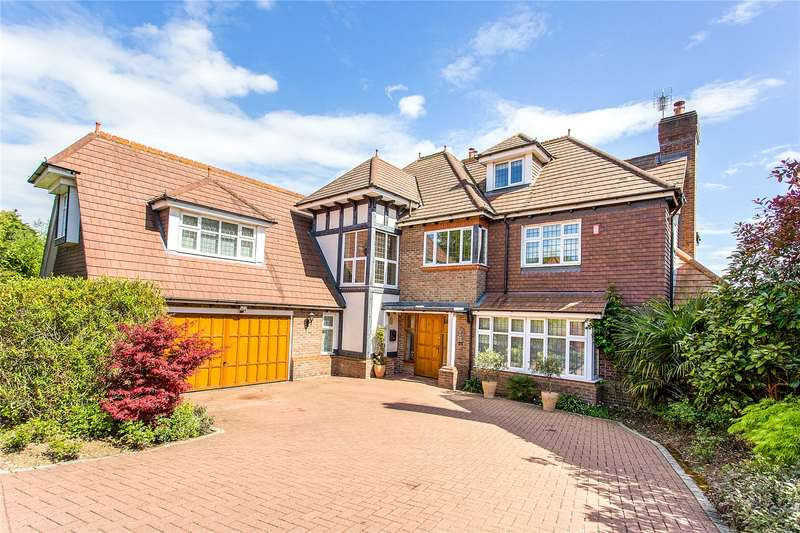 7 Bedrooms Detached House for sale in Julius Caesar Way, Stanmore, Middlesex, HA7