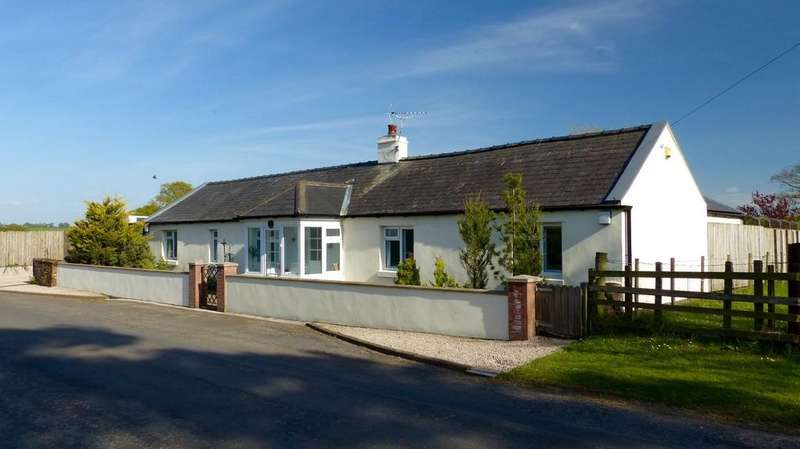 4 Bedrooms Detached Bungalow for sale in Bluebell Cottage, Smithfield