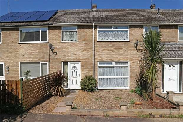 3 Bedrooms Terraced House for sale in Leewood Crescent, Norwich, Norfolk