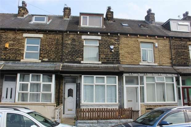 4 Bedrooms Terraced House for sale in Beverley Street, Bradford, West Yorkshire