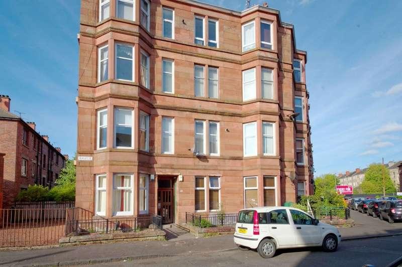 1 Bedroom Ground Flat for sale in Morley Street, Glasgow, G42 9JB