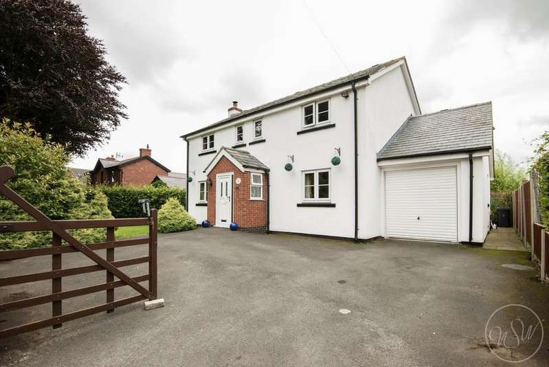 4 Bedrooms Detached House for sale in Bescar Lane, Scarisbrick