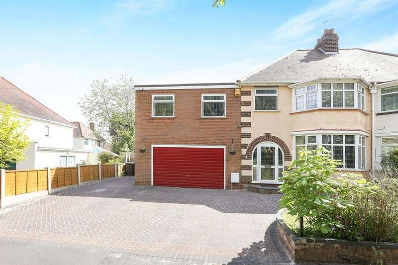 5 Bedrooms Semi Detached House for sale in Oxley Links Road, Wolverhampton, WV10